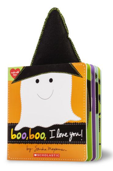 BOO, BOO, I LOVE YOU