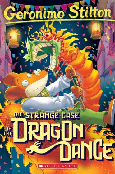 GERONIMO STILTON: THE STRANGE CASE...