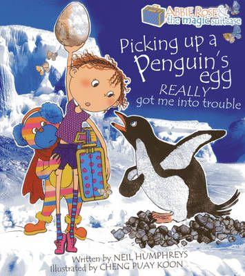 Picking Up a Penguin's Egg...