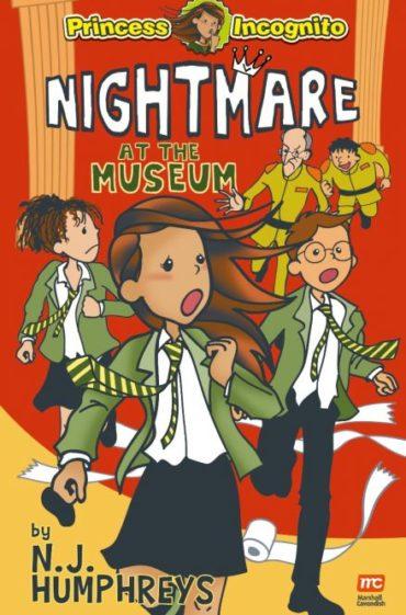 Nightmare at the Museum: Princess...