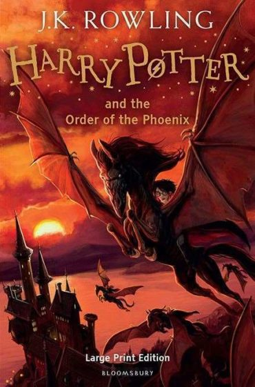 Harry Potter and The Order...