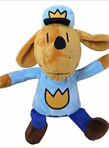 Dog Man Doll: 9.5″ Toy