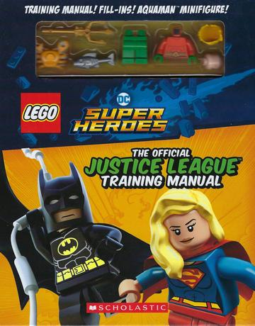 The Official Justice League Training...