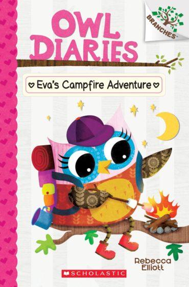 Owl Diaries #12: Eva's Campfire...