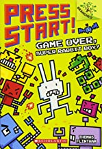 Game Over, Super Rabbit Boy!...