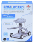 DIY Salt Water Powered Robot