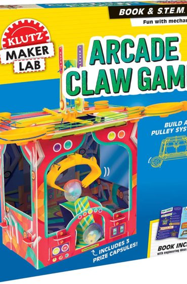 DIY Arcade Claw Game