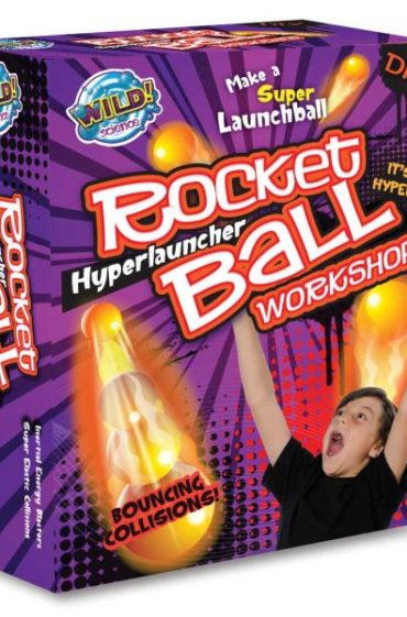 Rocket Ball Workshop