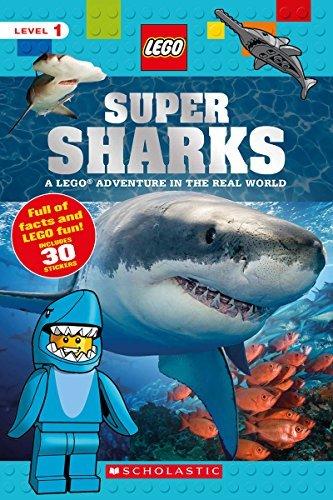 Super Sharks: A LEGO Adventure...