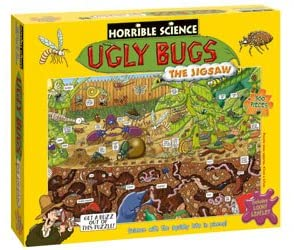 Horrible Science Puzzle – Ugly...