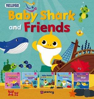 babyshark book 2