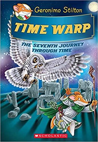 Time Warp (Geronimo Stilton Journey...