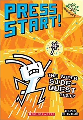 Press Start! #6 -The Super...