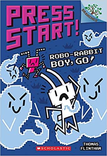 Press Start! #7 – Robo-Rabbit...