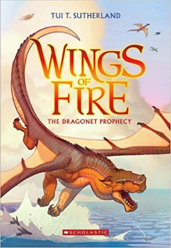 Wings of Fire #1 –...