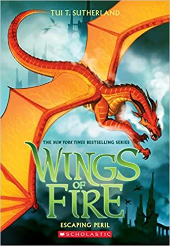 Wings of Fire #8 :...