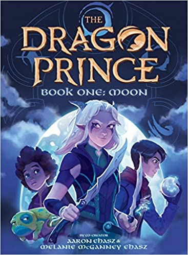 The Dragon Prince #1 –...