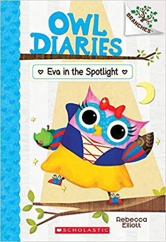 Owl Diaries #13 – Eva...