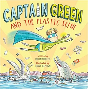 Captain Green and the Plastic...