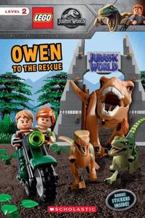 Owen to the Rescue (Lego...