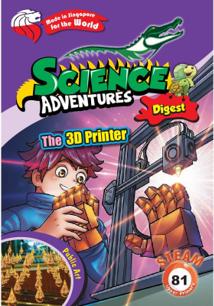 Science Adventures Digest 2021