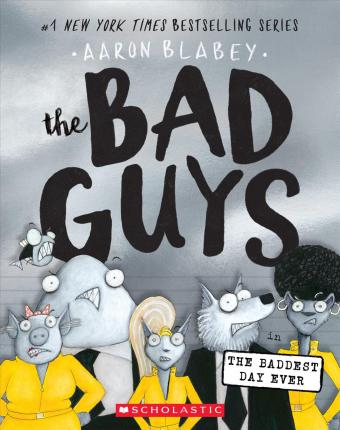 The Bad Guys #10 –...