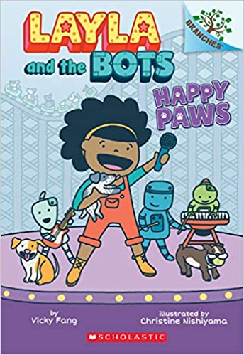 Layla and the Bots: Happy...