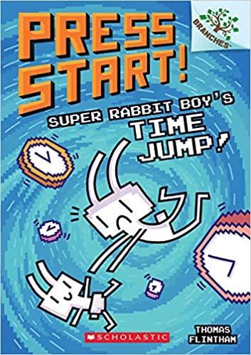 Press Start! #9: Super Rabbit...
