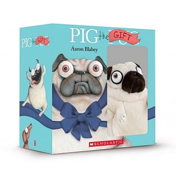 PIG THE PUG GIFT SET