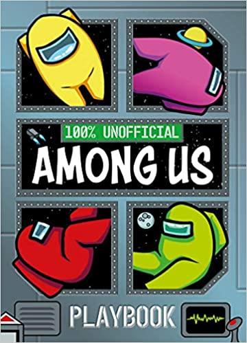 Among Us Playbook Hardcover 100%...