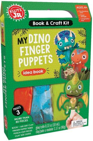Klutz Jr: My Dino Finger...