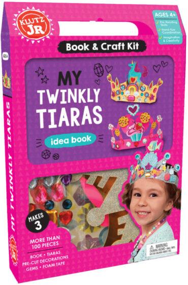 Klutz Jr: My Twinkly Tiaras