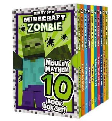 Diary of a Minecraft Zombie...