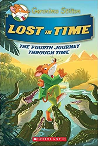 Lost in Time (Geronimo Stilton...